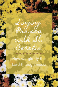 How to Practice Holy Leisure: How we glorify the Lord through music