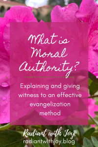 What is Moral Authority?