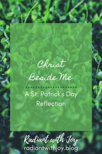Christ Beside Me