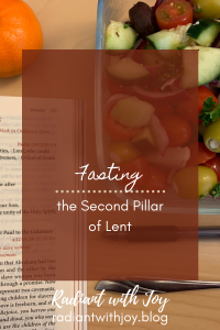Fasting: the Second Pillar of Lent