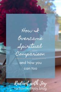 Spiritual Comparison