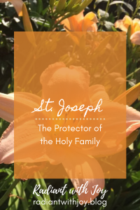 St. Joseph: The Protector of the Holy Family
